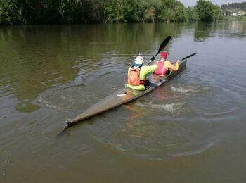 Arno navigabile con canoa